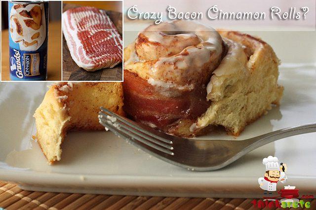 Crazy Bacon Cinnamon Rolls1