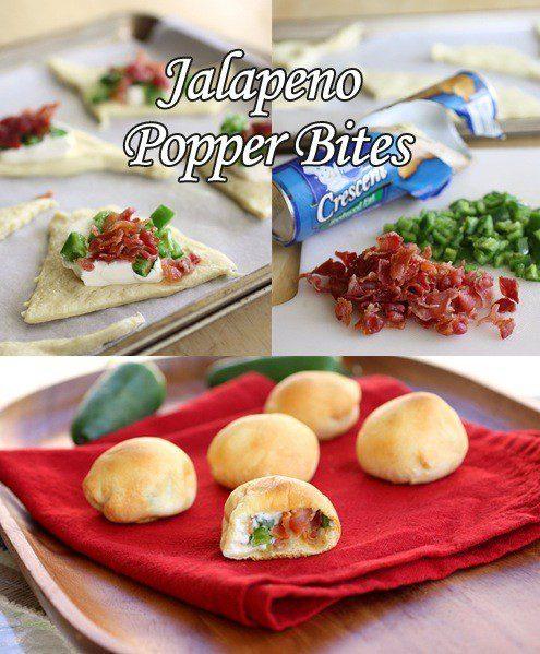 Jalapeno Popper Bites