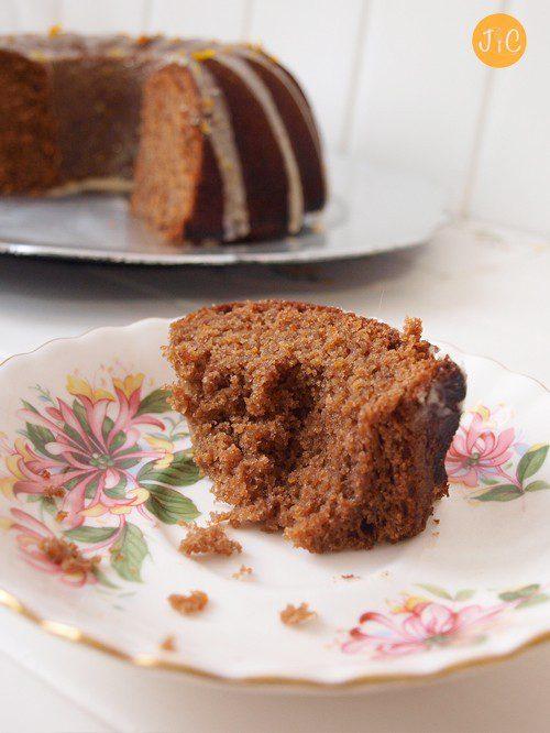 Chocolate-Orange Bundt Cake