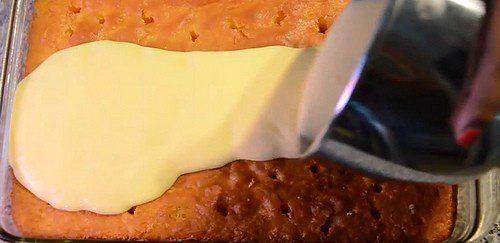 Banana Pudding poket cke