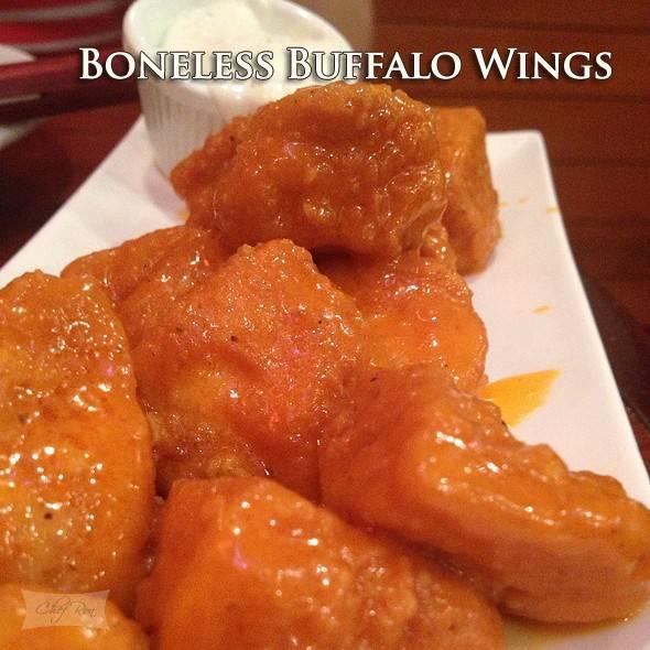 Boneless Buffalo Wings