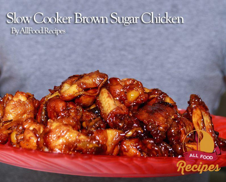 Slow Cooker Brown Sugar Chicken