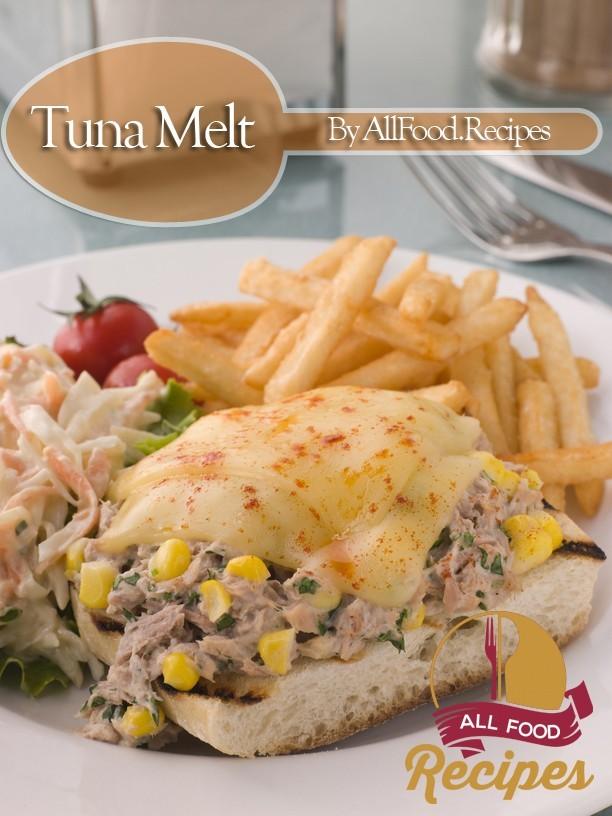 How to Make Tuna Melt