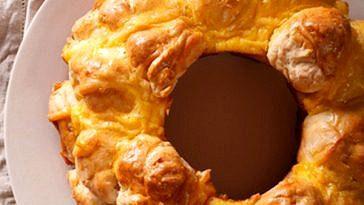 Cheddar Cheesy Monkey Bread