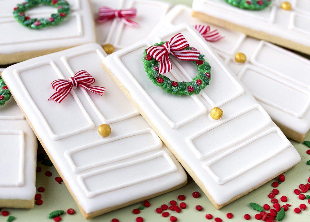 Holiday Cookies Ornaments Idea